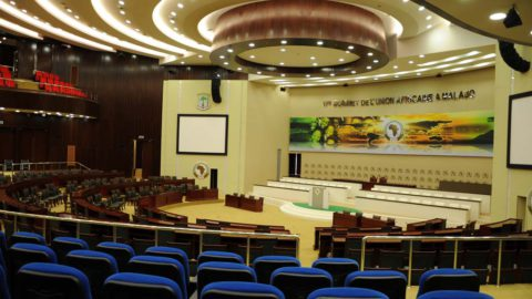 International Conference Centre of Sipopo