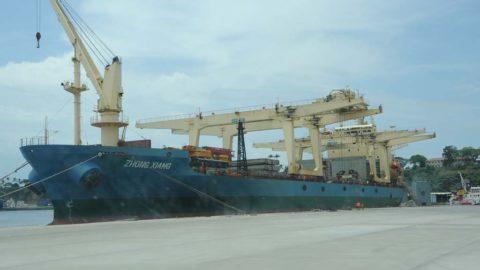 Port of Malabo