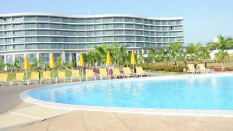 Hotel Sofitel – Sipopo Golf