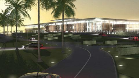 Malabo International Airport Terminal