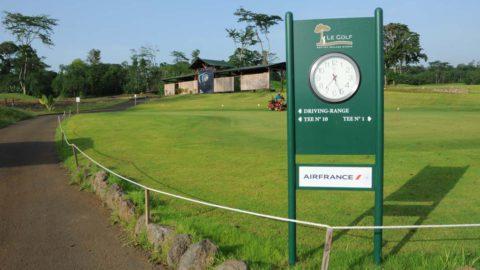 Sipopo golf course